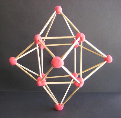 Toothpick Sculpture toothpick sculptures – 3d pyramid stars | teachkidsart