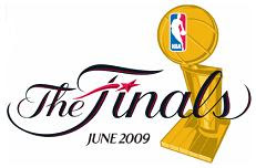 2009 NBA Finals Lakers vs Magic game 5.