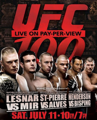 UFC 100 online live streaming can be found at Super TV 4 PC.
