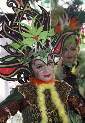 BATIK FASHION SOLO CARNIVAL