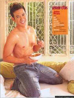 John Prats Shirtless Bench sexy pictures