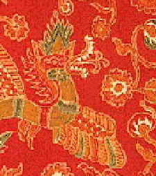 BATIK DRAGON MOTIFS DESIGN