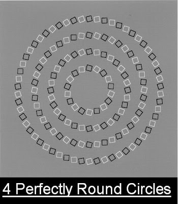 4 Perfectly Round Ciecles