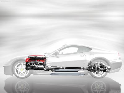 2010 Ferrari 599 Gtb Hy Kers Concept. Ferrari 599 GTB