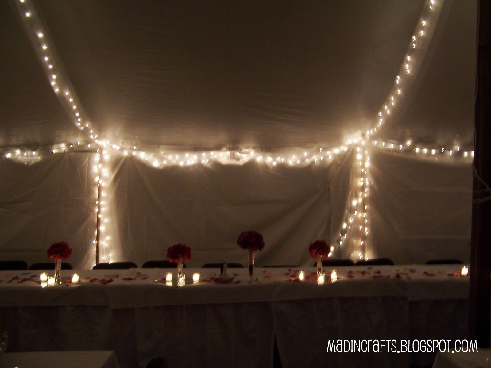 wedding crafts an inexpensive reception mad in crafts