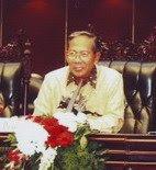 Website Ginandjar Kartasasmita - Ketua DPD-RI