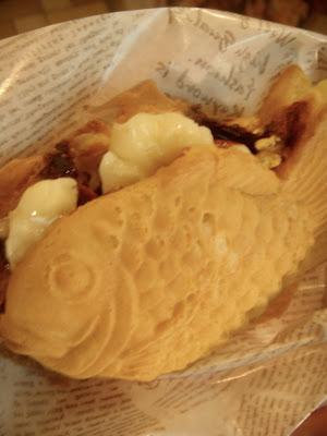 Kobe: Usukawa Taiyaki
