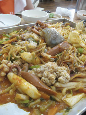 Daelim : An Octopus Specialty Restaurant 무교둥