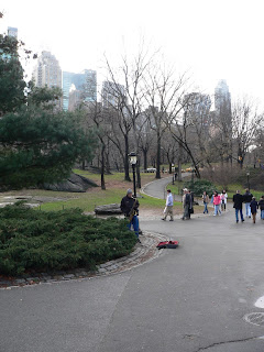 Living in Central Park