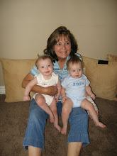 Sadie, Bayler & Grandma Connie