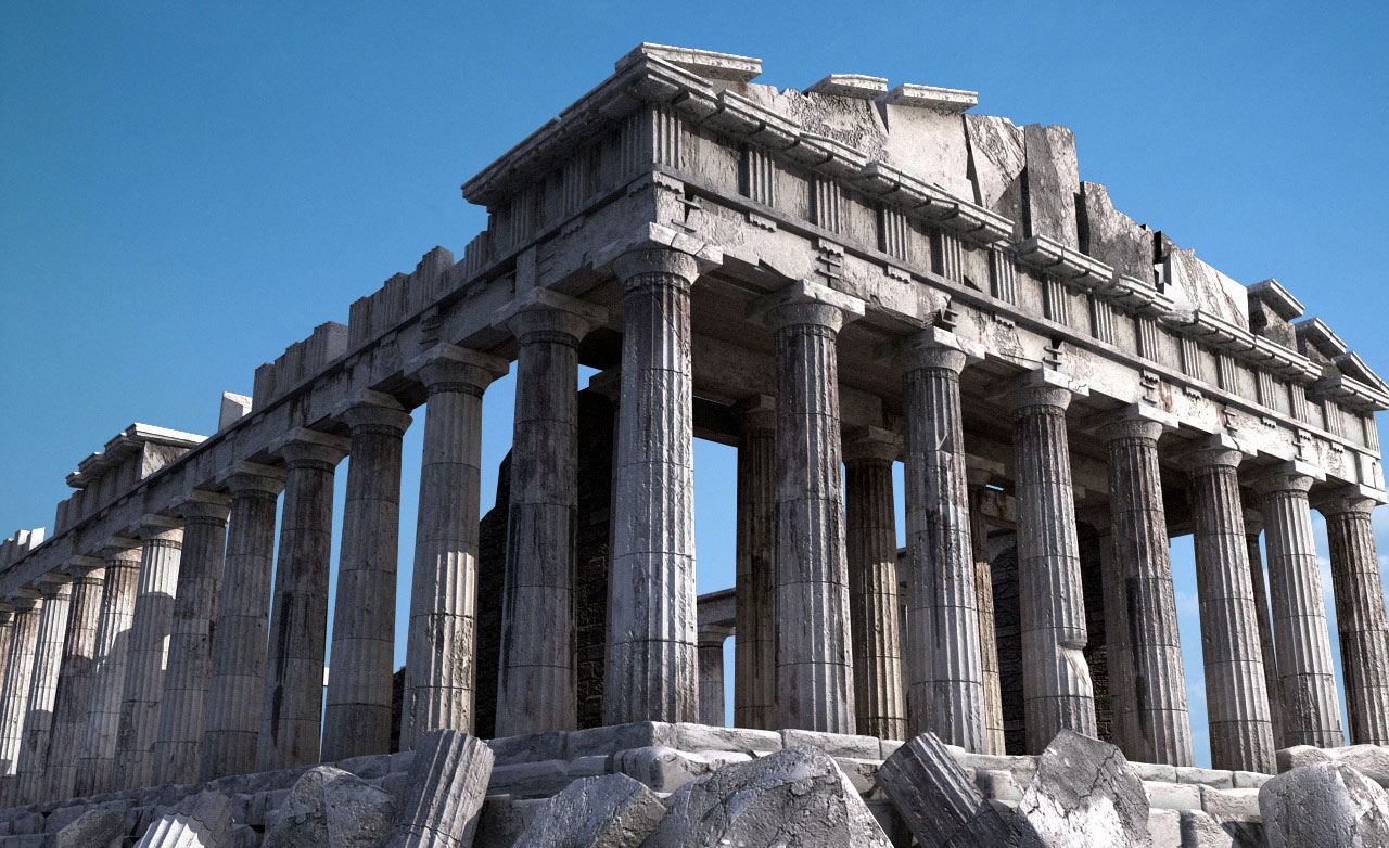 Ars docendi cultura griega for Cultura de la antigua grecia