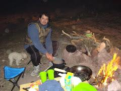 Campamento - Caleta Tiburón