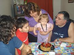 Cumpleaños de Alberto en Rosario