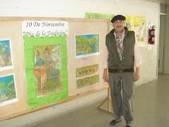 FESTEJOS DIA DE LA TRADICION - 2009 - Polimodal N° 24