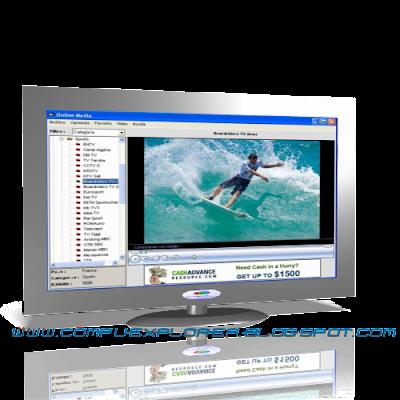 Online TV Xp y Vista!!! Televisión Online (Solo 1 MB) Online
