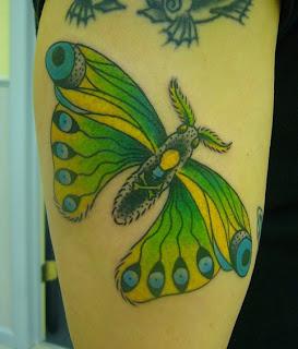 Lukacsarts tattoo west virginia visit for Wild zero tattoo