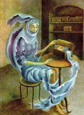 'Encuentro' Remedios Varo, 1959