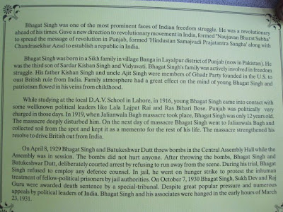 bhagat sagat singh story english
