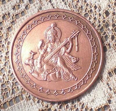 one anna saraswati 1818