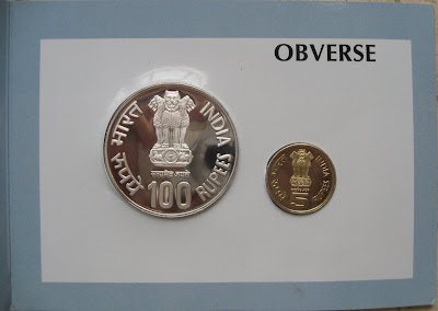 alphonsa proof set obverse