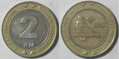 bosnia herzegovina 2 konvertible marka 2003