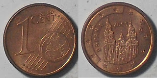 spain euro 1 cent 2005