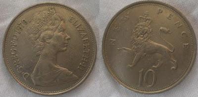 england 10 pence 1979