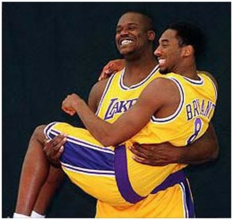 shaquille o neal lakers