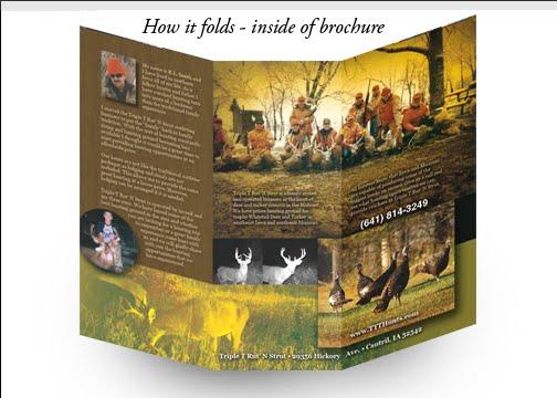 contoh contoh desain brosur