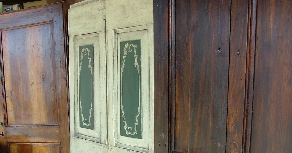 Non cacciate via porte vecchie porte antiche portoni for Cerco mobili antichi