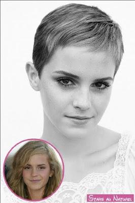 Emma Watson new hairdo
