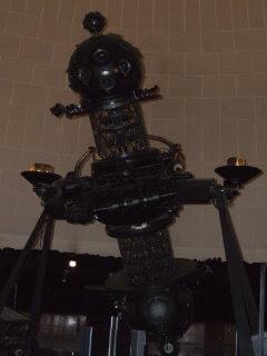Il proiettore Zeiss IV del Planetario di Milano