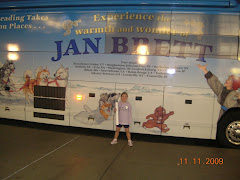 Jan Brett's Tour Bus