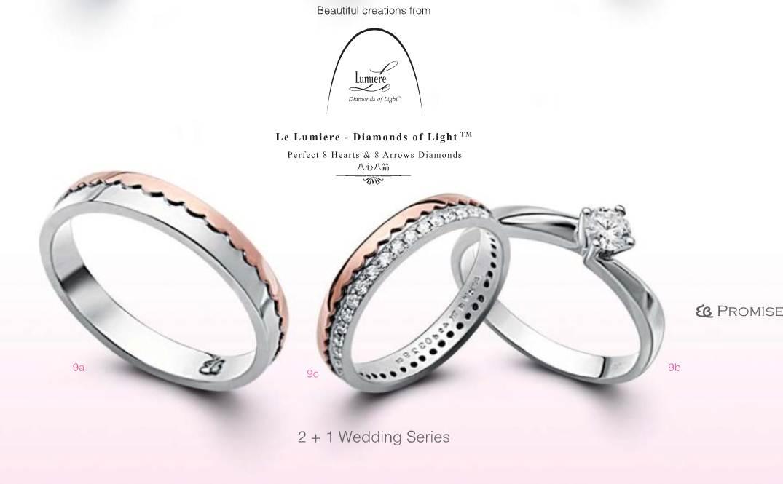 si kecil berkata my dream wedding ring