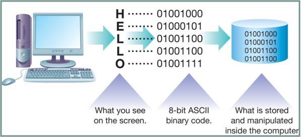 machine code hello world