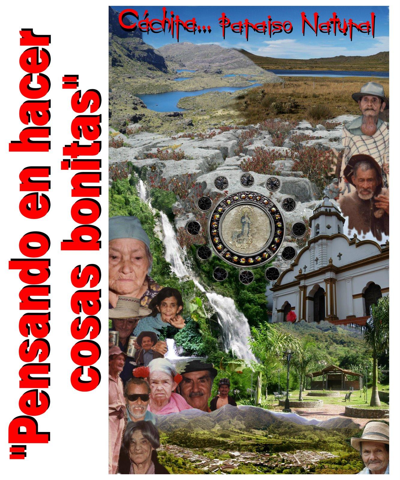 """CACHIRA """"PARAISO NATURAL DEL NORTE DE SANTANDER"""""""