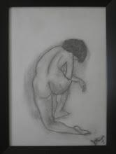 Olhando e desenhando... Um bom papel, lápis, e um pouco de habilidade.
