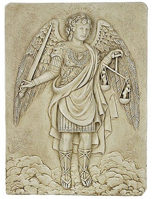 Saint Michael, the Archangel, Protect Us!