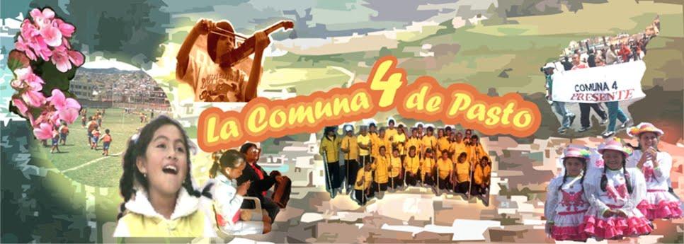 Comuna 4 de Pasto
