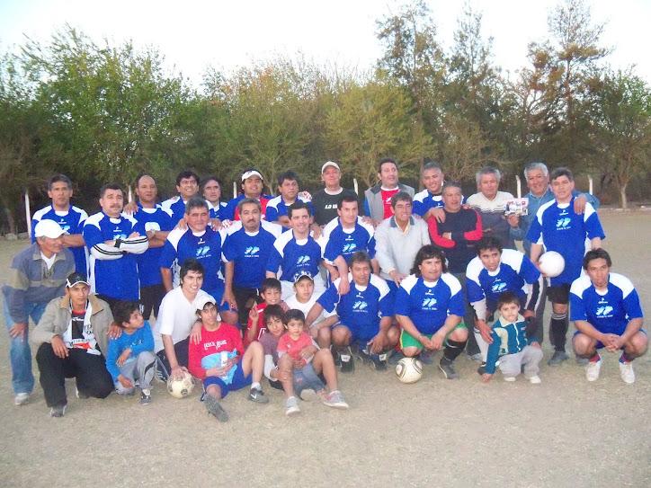 EL EQUIPO CAMPEON 2010