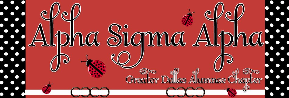 Alpha Sigma Alpha Greater Dallas Alumnae Chapter
