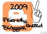blogger award 2009