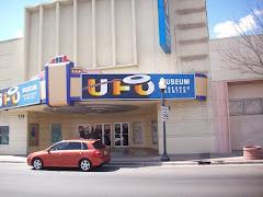 World famous UFO Museum