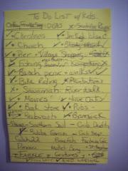 lists, list, lists