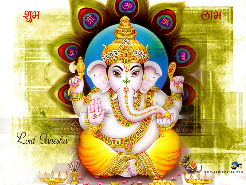 Lord Ganesh Chaturthi 2010 Wallpaper Downlaod Telugu Songs and Movies for