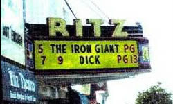 The Iron Giant Dick