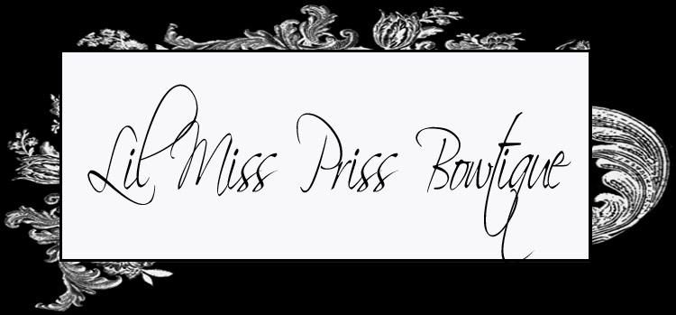 Lil Miss Priss Bowtique