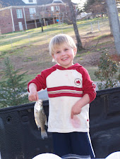 Mason and his Fish