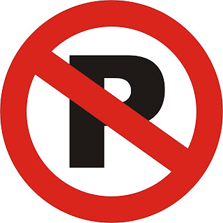 Untuk melihat logo Dilarang Parkir, monggo klik disini...
