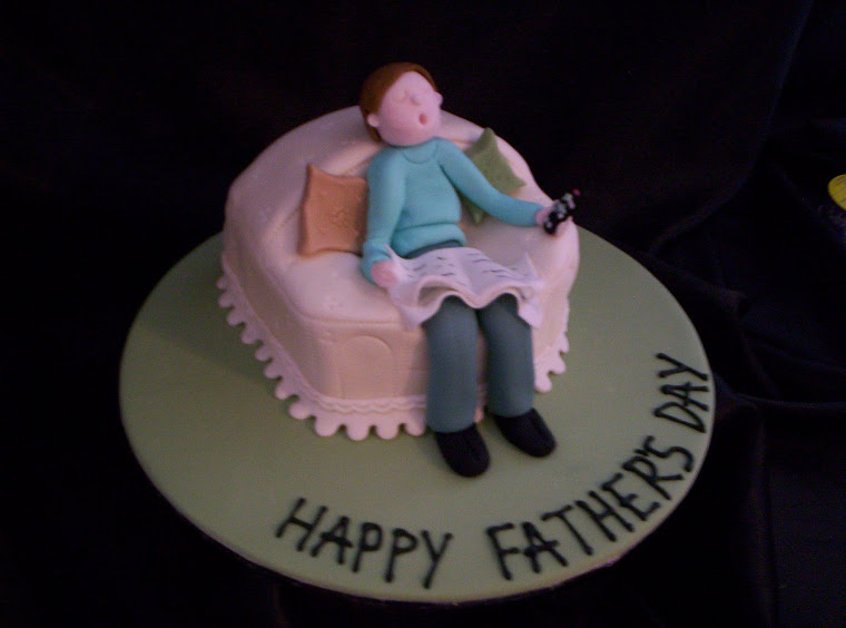 Fathers day cake workshop
